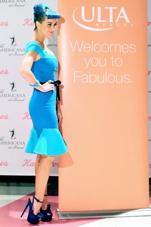 Katy Perry -- Ulta Beauty