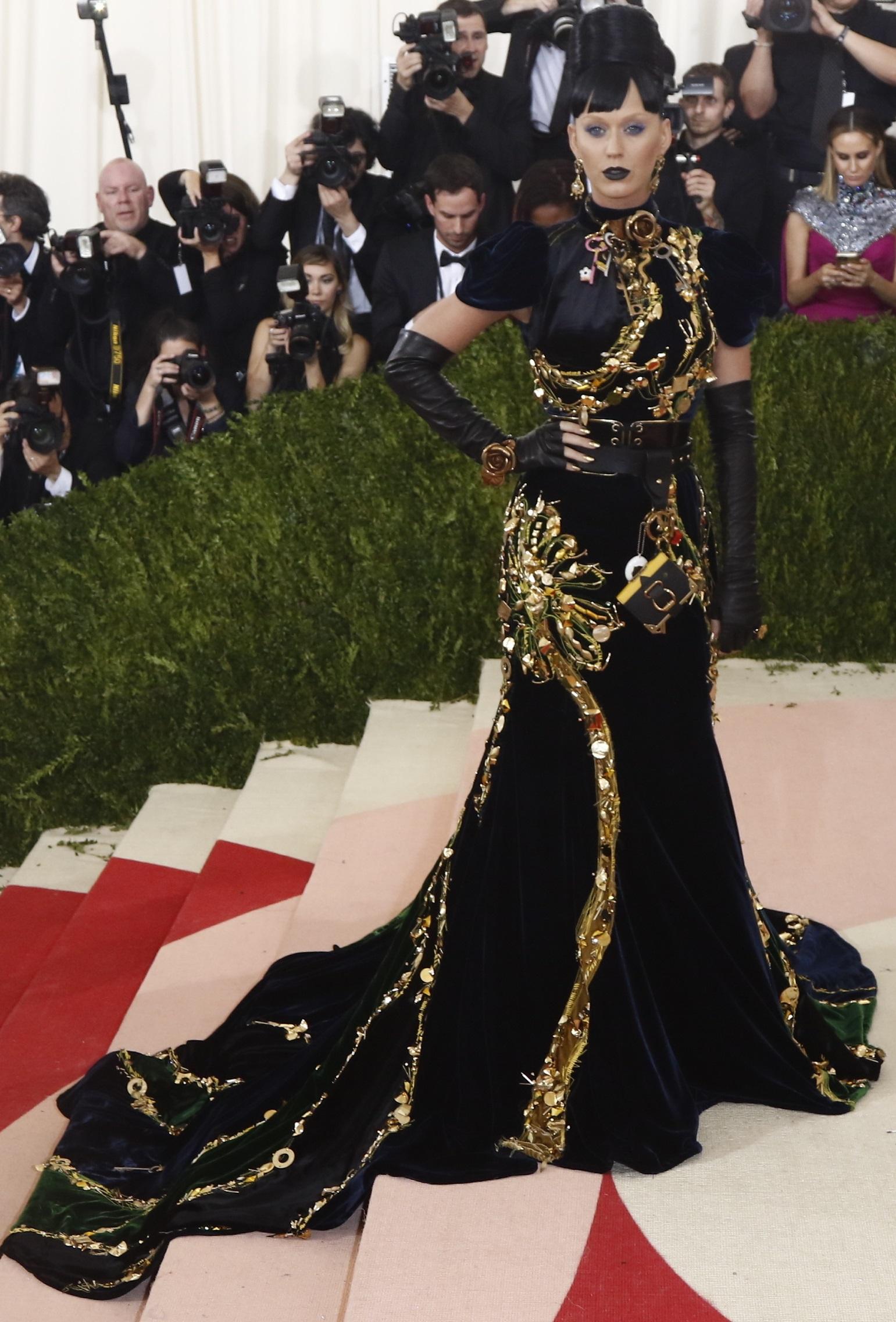 Katy Perry Met Gala 2016