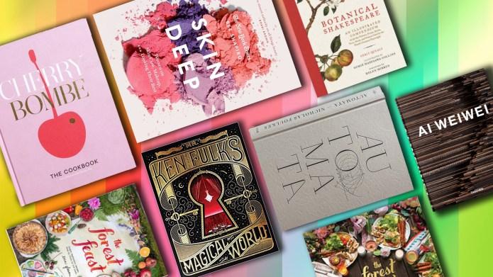 Best Coffee Table & Cookbooks of