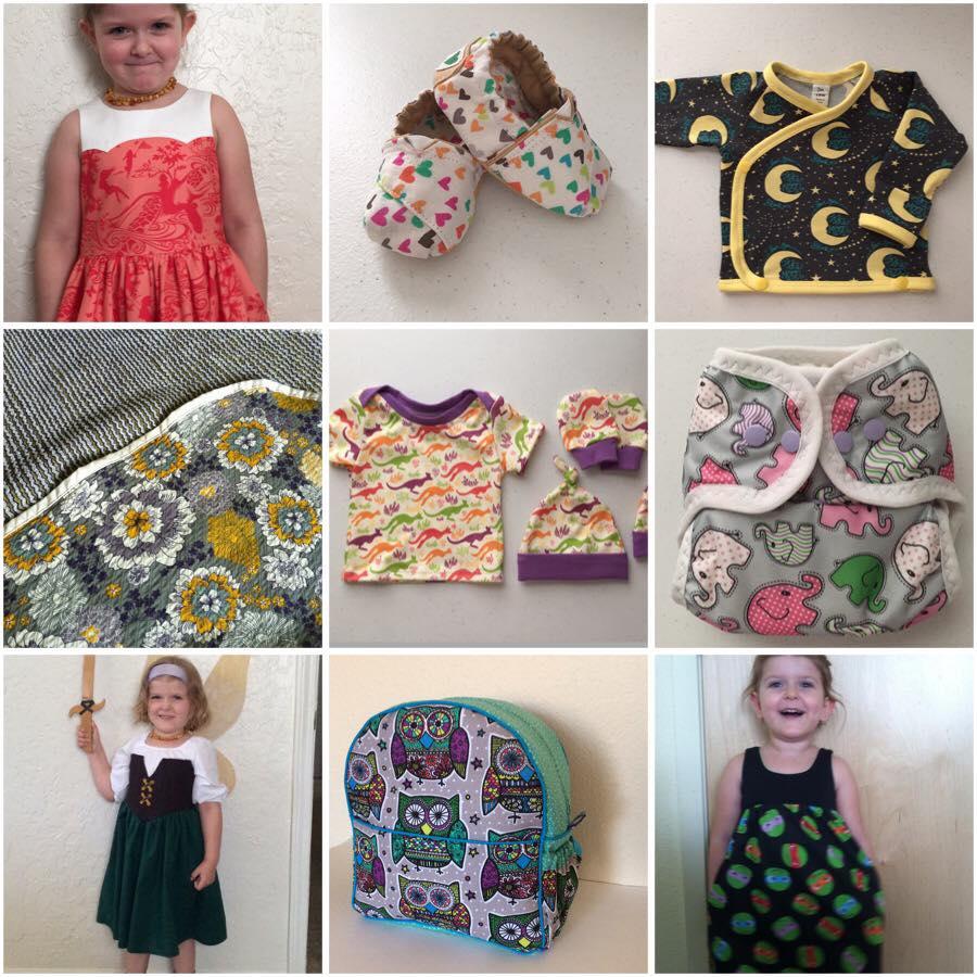 Kayla's creations