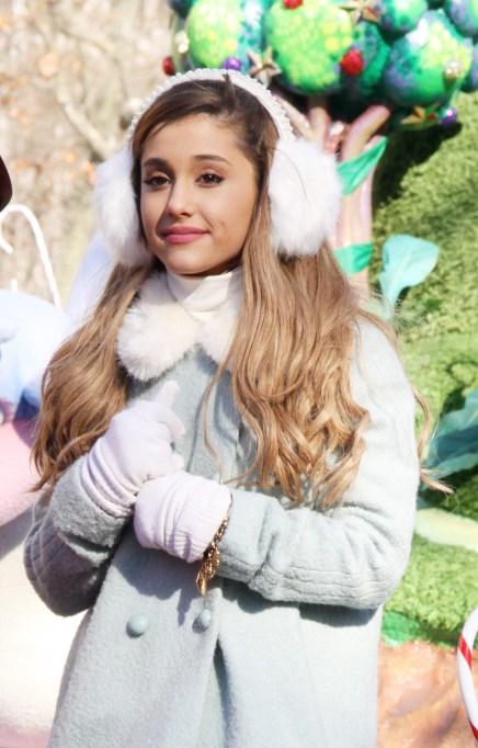 Macy's Thanksgiving Day Parade: Ariana Grande