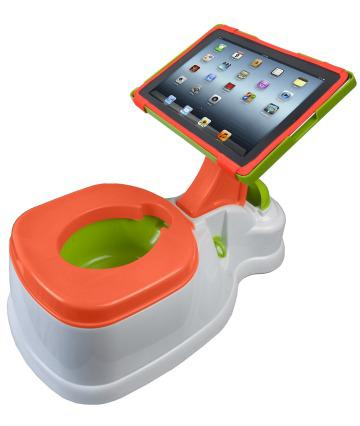 iPotty: The best or worst new