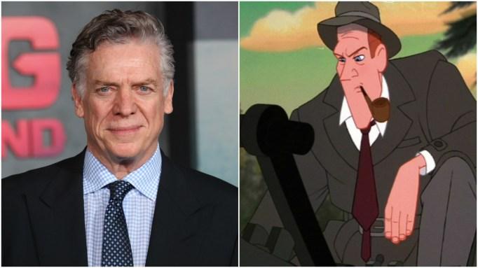Animated Villains: Christopher McDonald