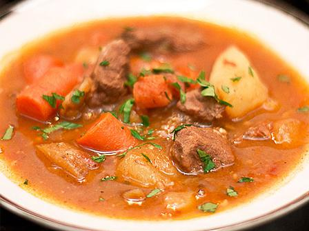 Hearty beef and beer stew recipe