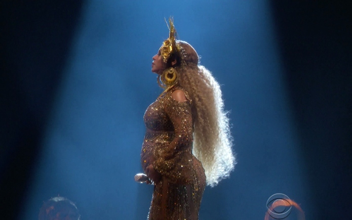 The 59th Annual Grammy Awards hosted