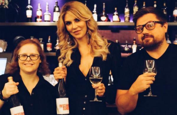 Brandi Glanville wine