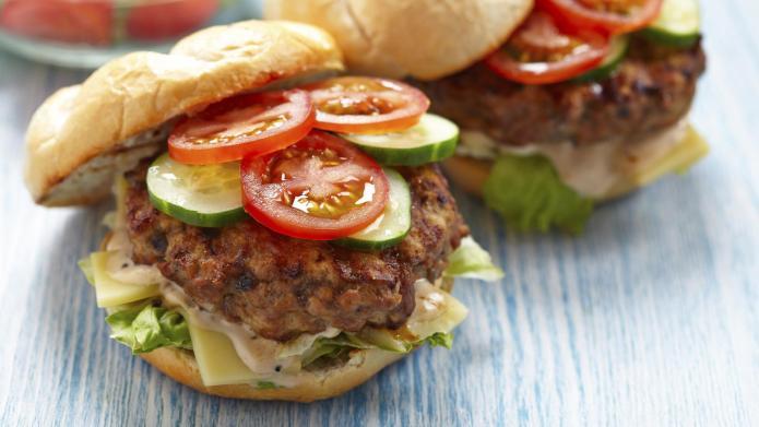 The juiciest, most mouthwatering burger recipes
