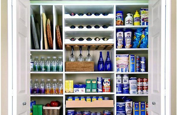 Get your pantry organized