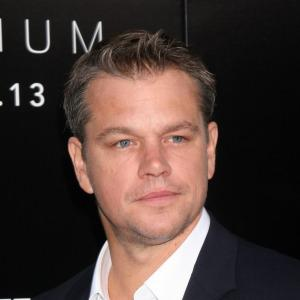 Twitter wants Matt Damon to play