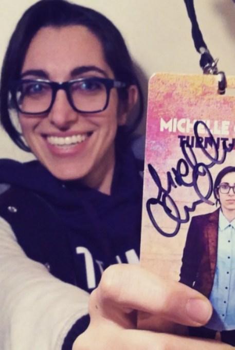 The Voice Fan Favorites: Michelle Chamuel