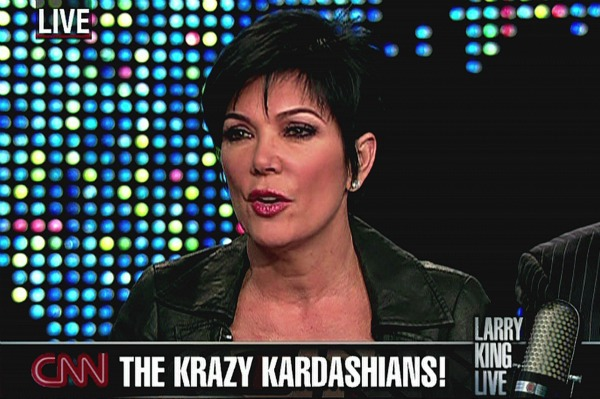 Keeping Up with the Kardashians' Matriarch Kris Jenner