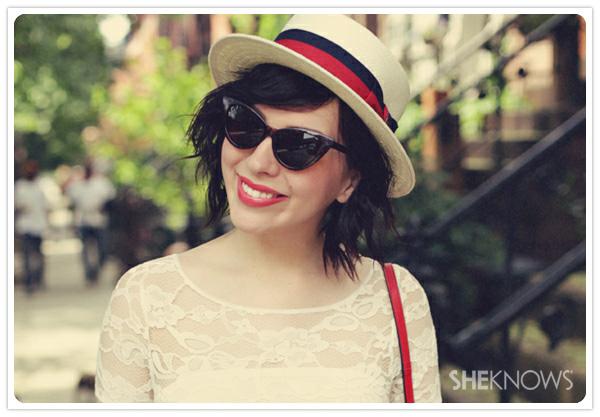 Keiko Lynn as SheKnows Guest Style Editor