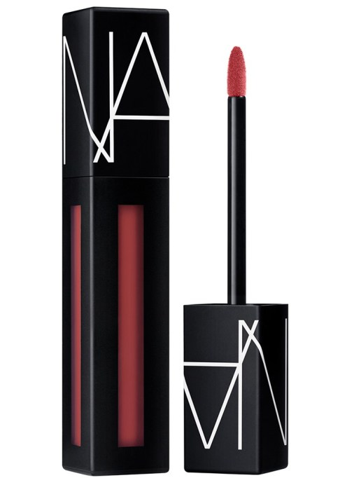 NARS's Powermatte Liquid Lipstick: Lip Pigment in Walk This Way | 2017 Makeup trends