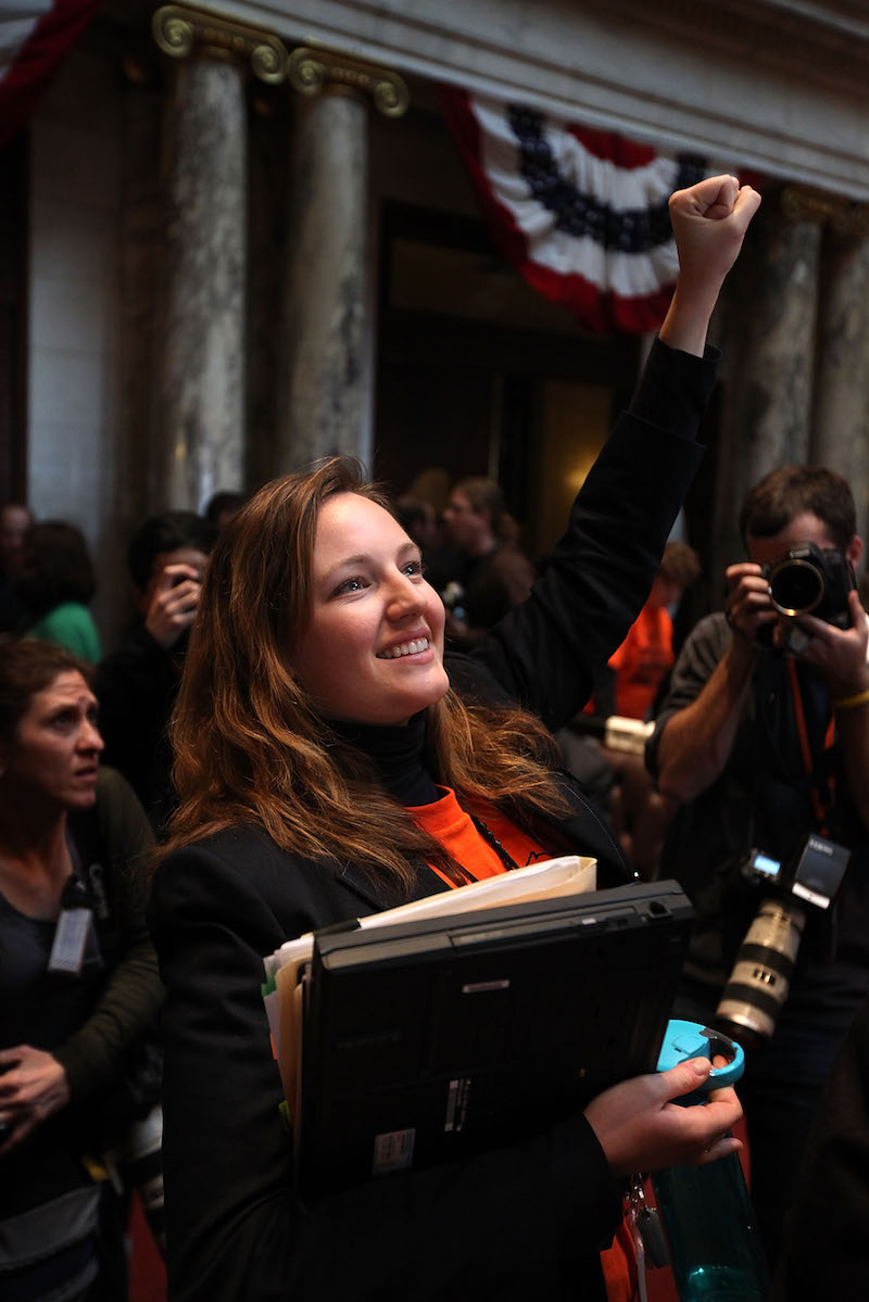 Kelda Roys Wisconsin gubernatorial candidate