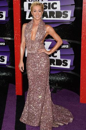 Kellie Pickler at the 2013 CMT Music Awards