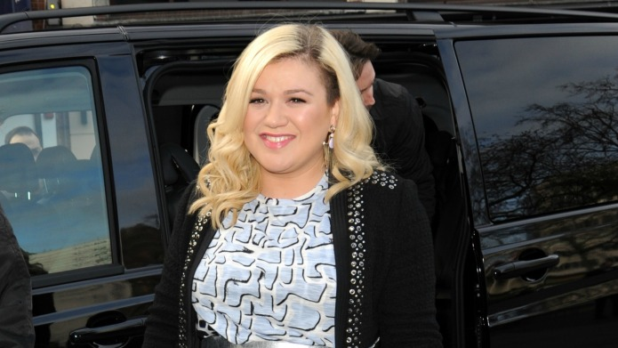 Kelly Clarkson's quote on her kids'
