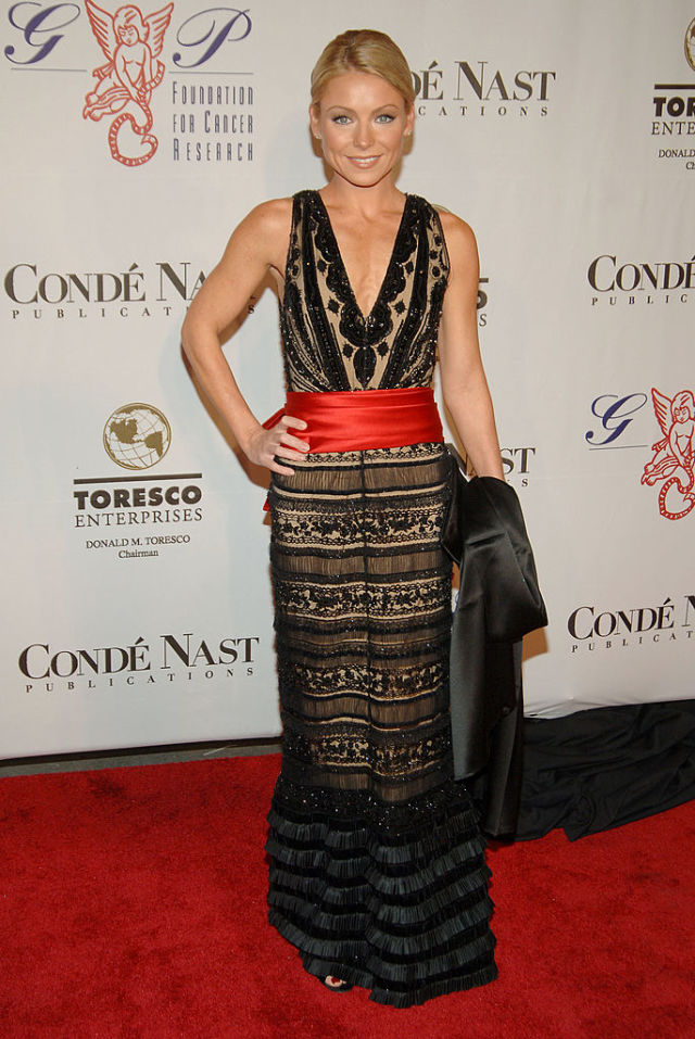 Kelly Ripa dress