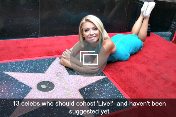 Kelly Ripa slideshow