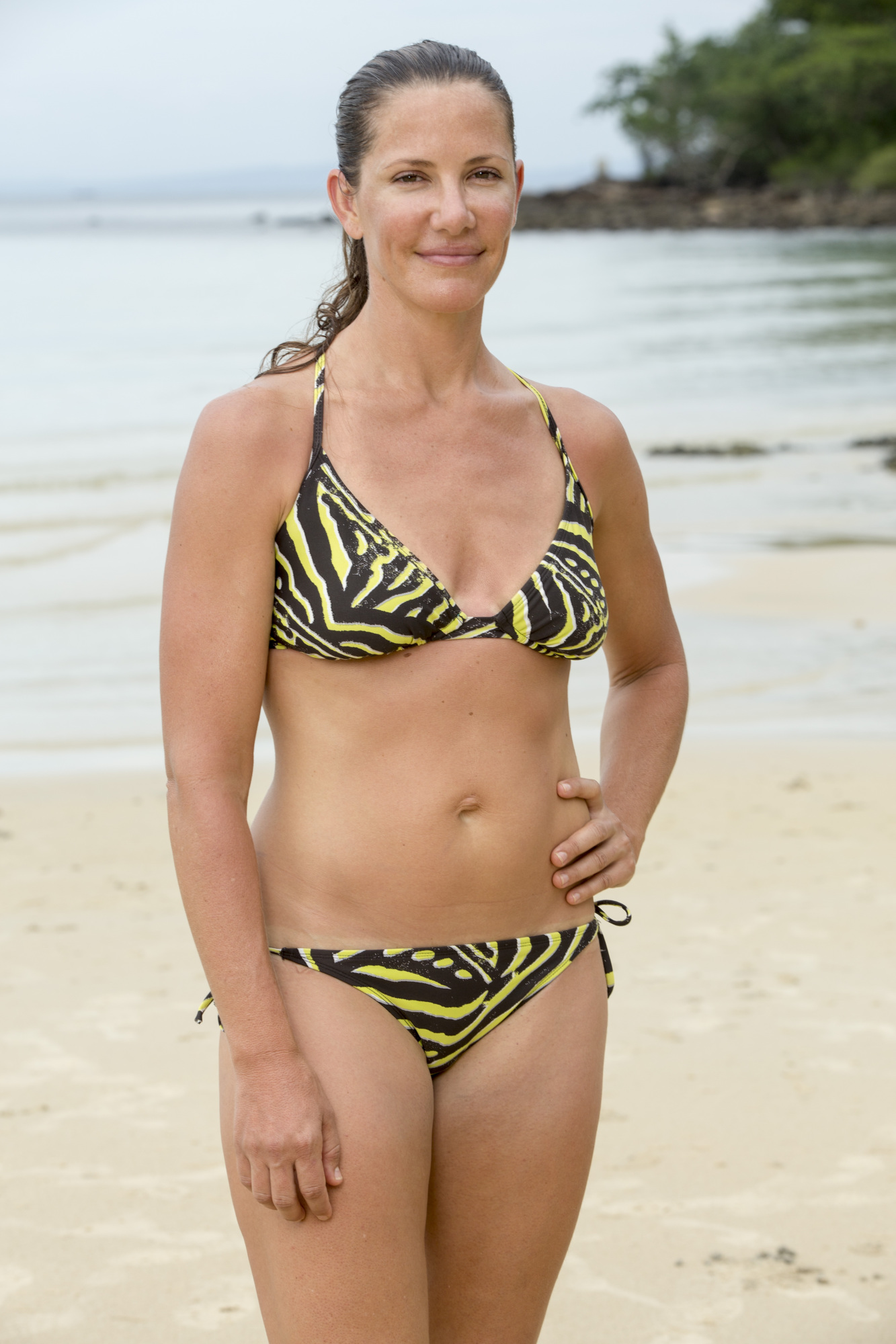 Kelly Wiglesworth's cast photo for Survivor: Second Chance