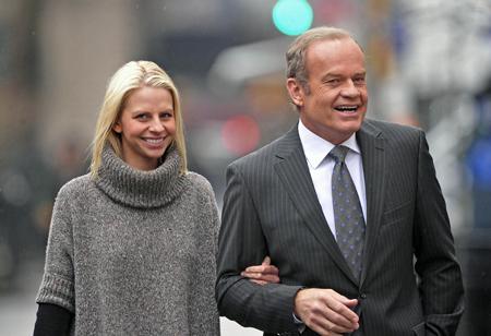 Kelsey Grammer divorce