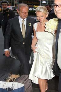 Kelsey Grammer marries Kayte Walsh