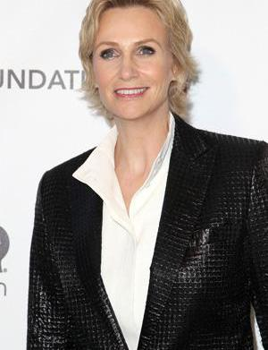 One part of Jane Lynch is