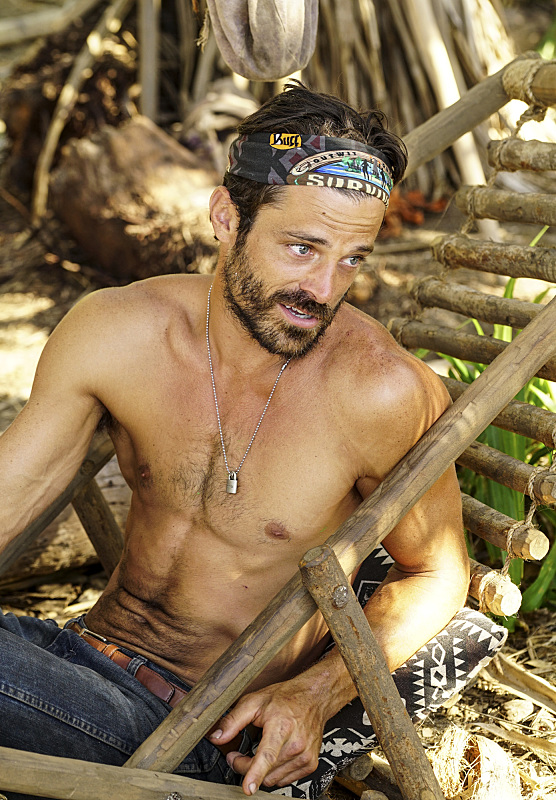Ken McNickle on Survivor: Millennials Vs. Gen-X