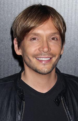 Celebrity hair stylist Ken Paves