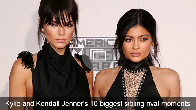 kendall and kylie rivalries slideshow
