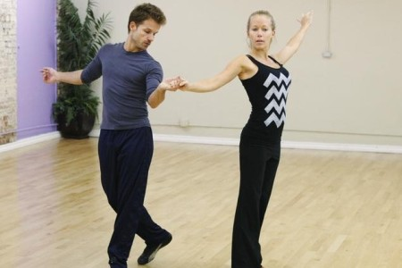 Kendra Wilkinson on the season premiere of Dancing with the Stars