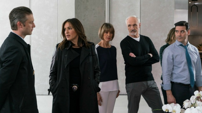 Law & Order: SVU wants to