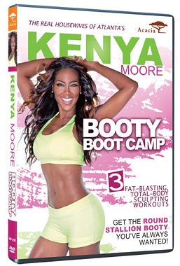 Kenya Moore's Booty Bootcamp