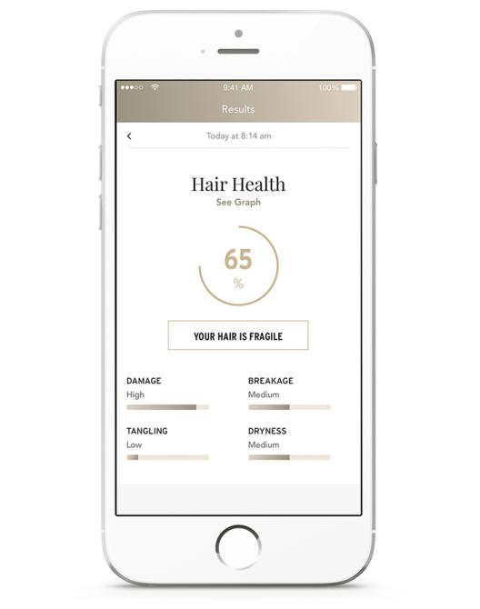 Kérastase Smart Brush App