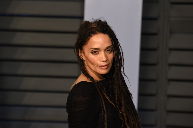 Lisa Bonet attends the 2018 Vanity Fair Oscar Party Hosted By Radhika Jones - Arrivals at Wallis Annenberg Center for the Performing Arts
