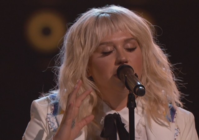 Kesha at the BBMAs
