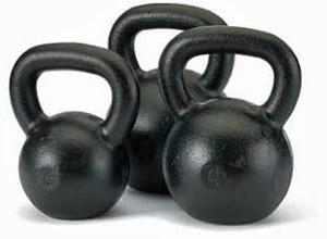 kettlebells for fitness