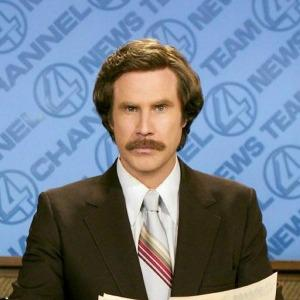 Anchorman's Ron Burgundy to write tell-all