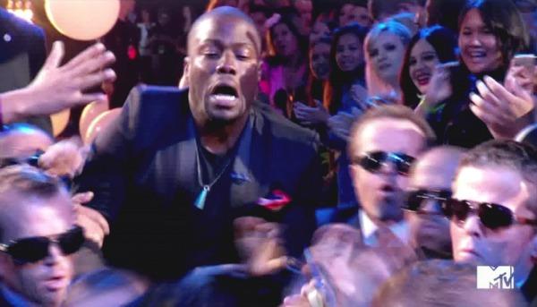 Kevin Hart -- MTV Video Music Awards
