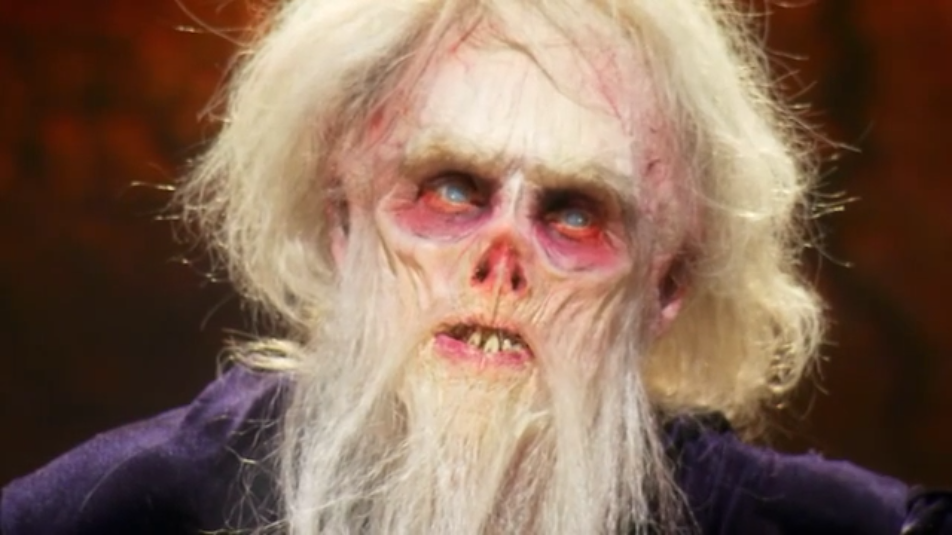 A close look at Kevon Ward's finished makeup