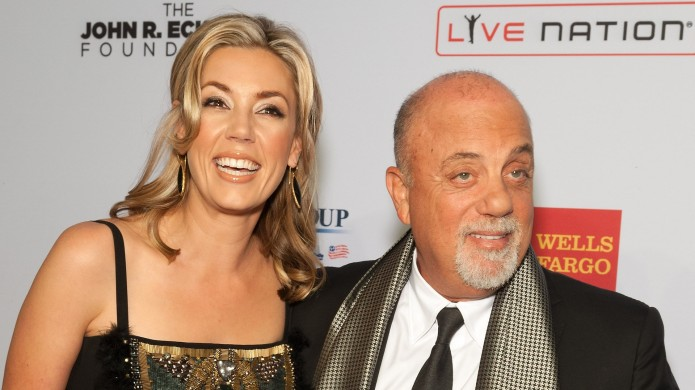 Billy Joel Welcomes Baby Daughter &
