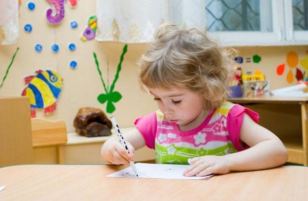 Set up a preschool classroom in