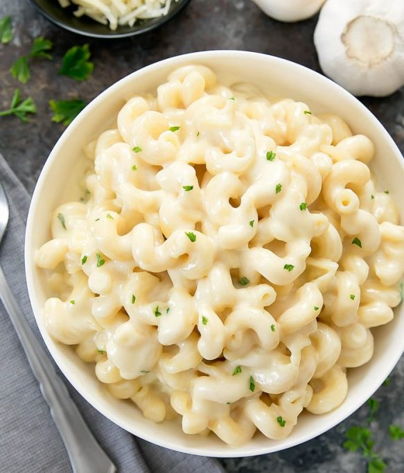 Rescue Overcooked Meat: Ultra-creamy mac and cheese will mask dried meat
