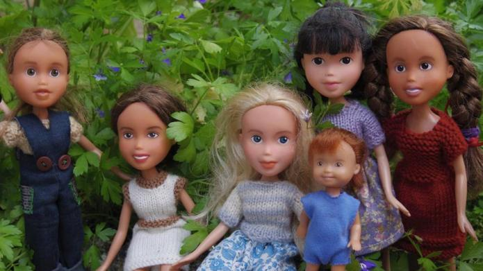 Tree Change Dolls are giving old