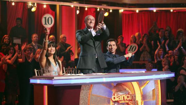 Dancing with the Stars results: Nancy