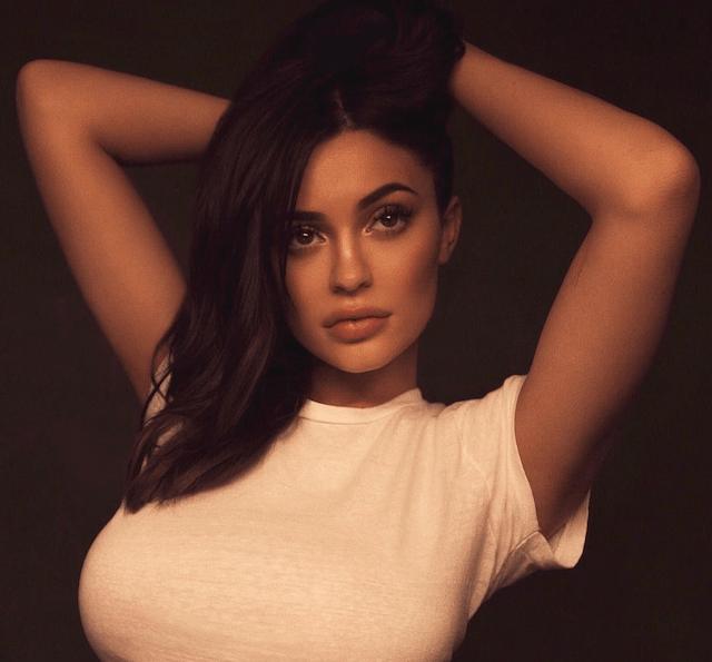 Kylie Jenner celebrates International Women's Day