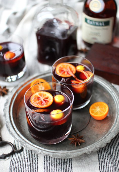 14 Traditional Hanukkah Dishes That Should Be In Everyone's Repertoire: mulled wine