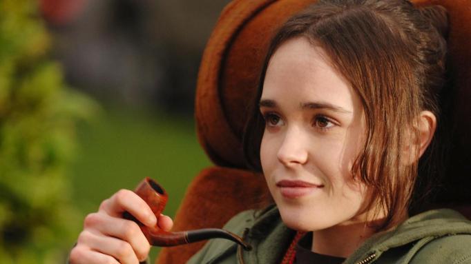 Juno starring Ellen Page