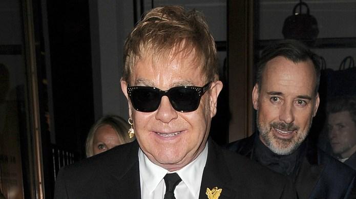 Elton John has big plans for