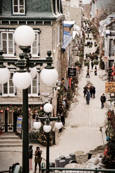 Picture-Perfect Winter Destinations: Québec City, Canada