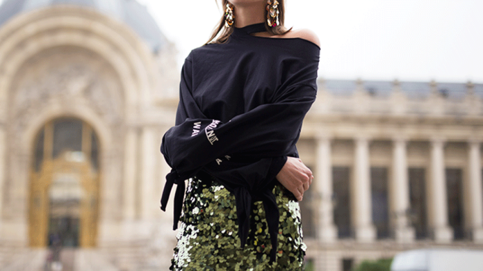 29 Sophisticated Ways to Wear Sequins